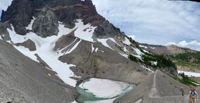 "The geologic remains of ""Jack"" glacier"