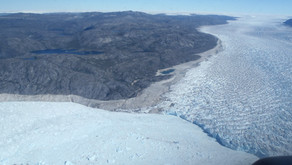 Glacier retreat and sea-level rise