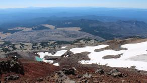 The Guardian on Oregon's Glaciers