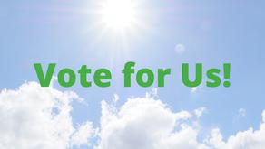 Vote for Glacier Green Power!