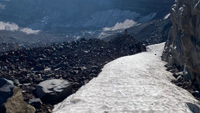 OGI's new glacier on Bend TV