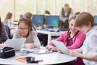 Technologie op school