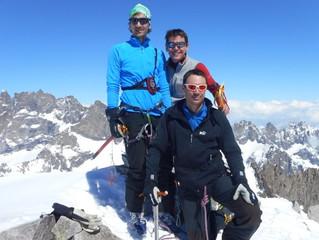 4 jours de ski de rando dans les Ecrins