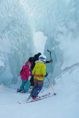 Visite glacière