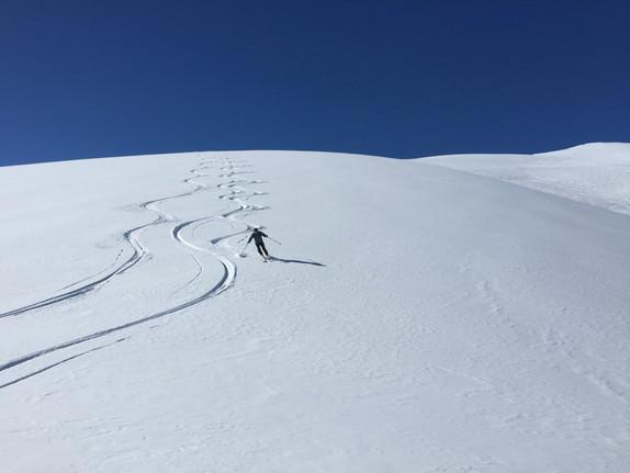 Ski au Wildstubel