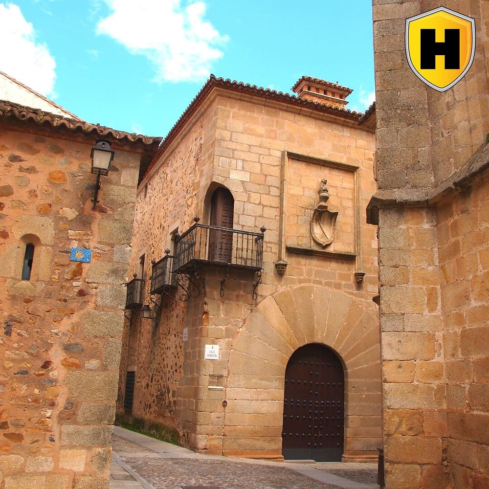 Cáceres: Ciudad Patrimonio de la Humanidad