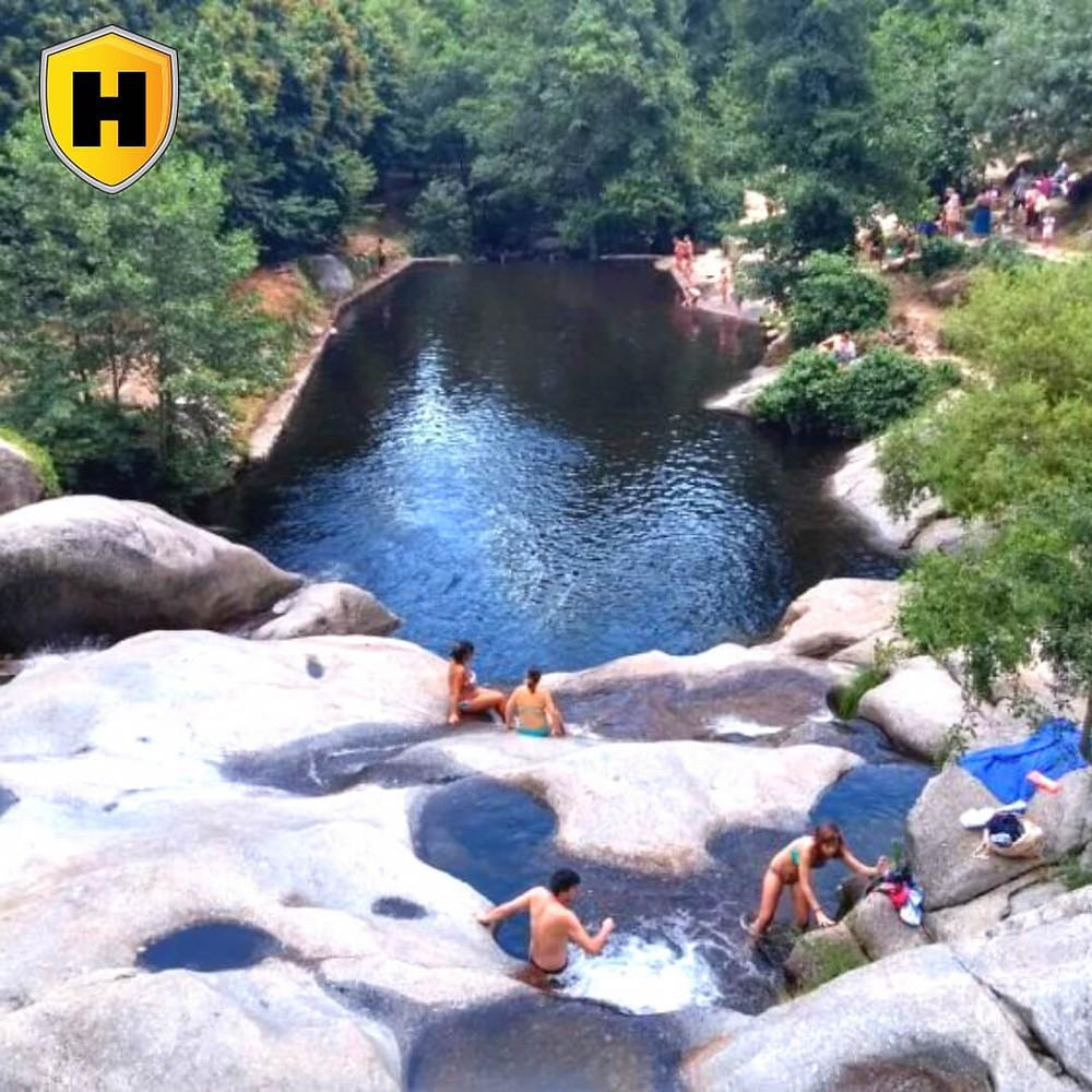 Turismo Cáceres: Piscinas Naturales de Garganta la Olla