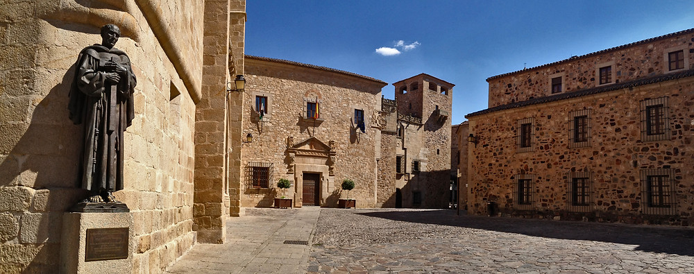 plaza santa maria