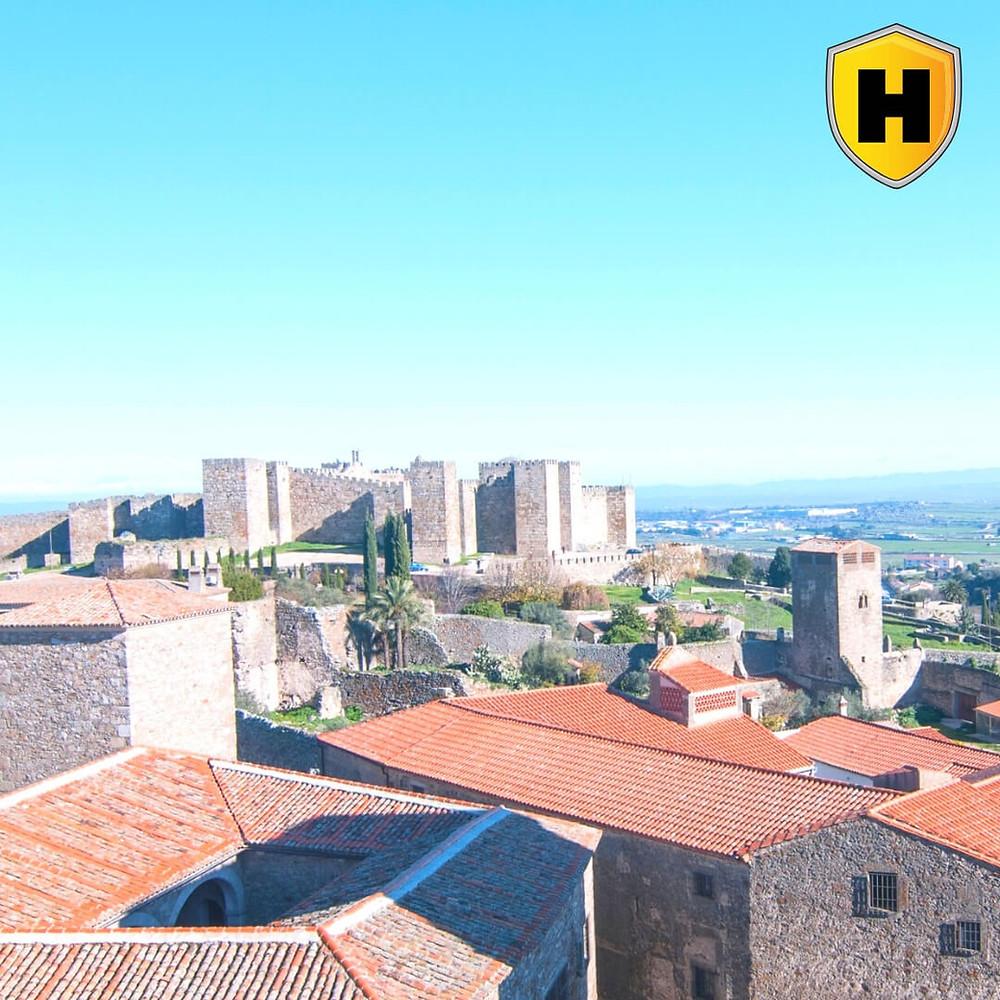 Turismo: Castillo de Trujillo