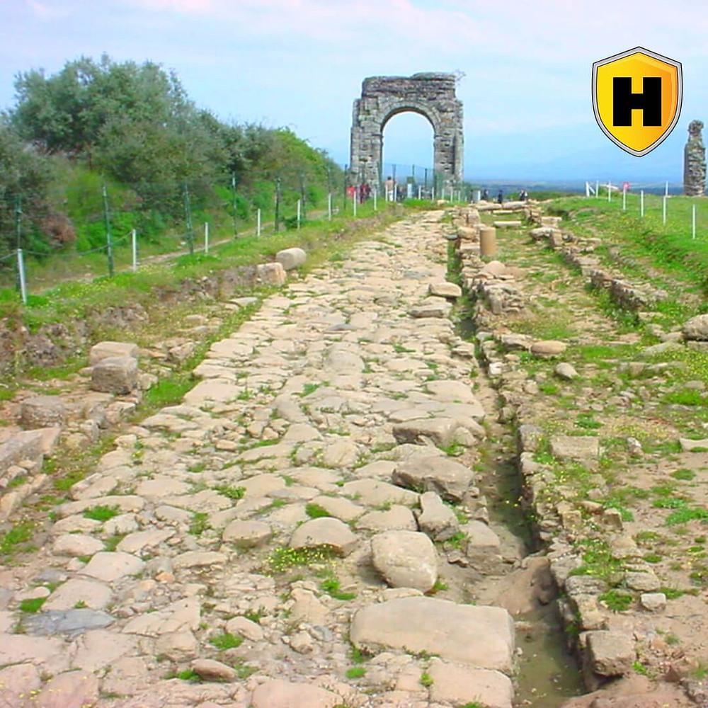 turismo Extremadura Ruta de la Plata