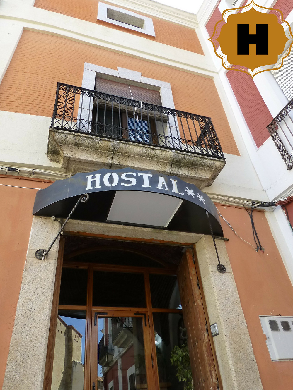hostal trujillo