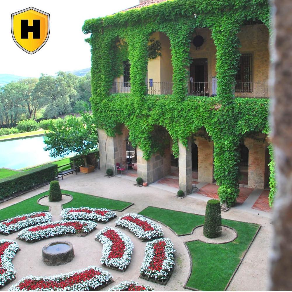 Turismo: Monasterio Cuacos de Yuste