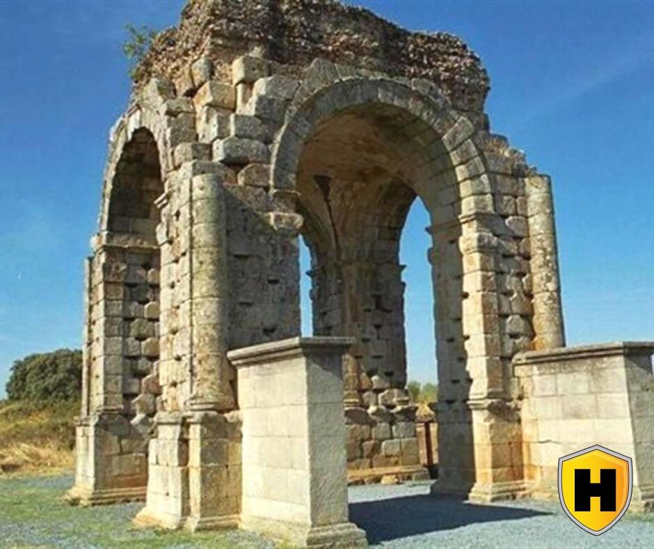 Ciudad Romana de Cáparra