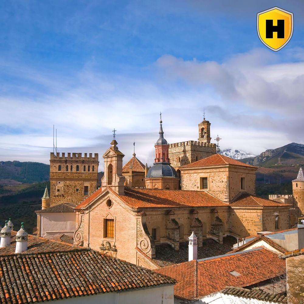Turismo Trujilllo: Monasterio de Guadalupe