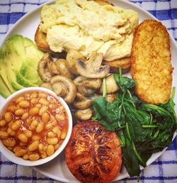 Vegie Big Breakfast