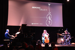 My trio at Kings Place