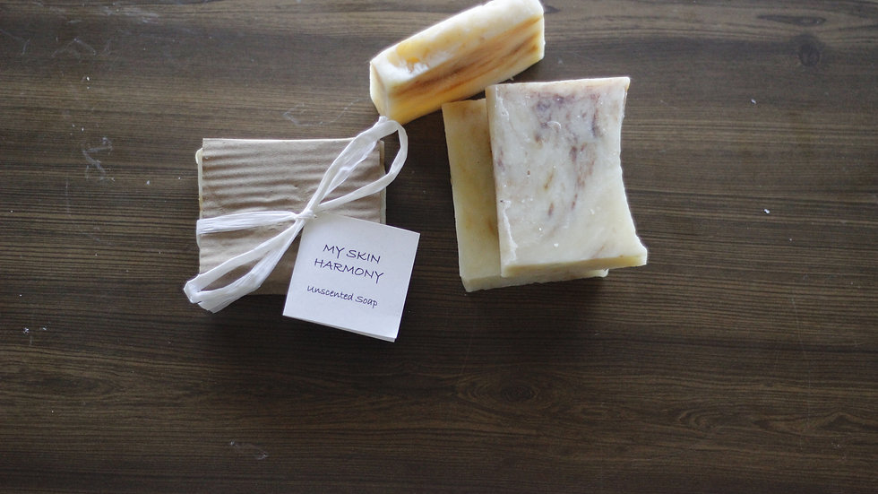 UNSCENTED SOAP