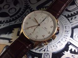 شراء ساعة آي دبليو سي