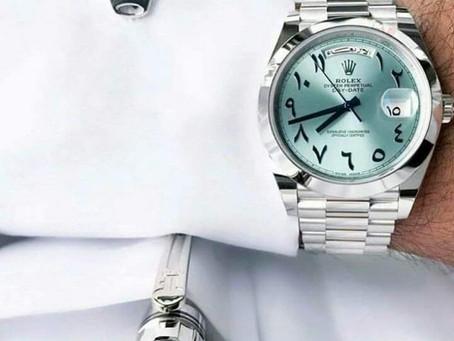 أفضل انواع الساعات السويسرية