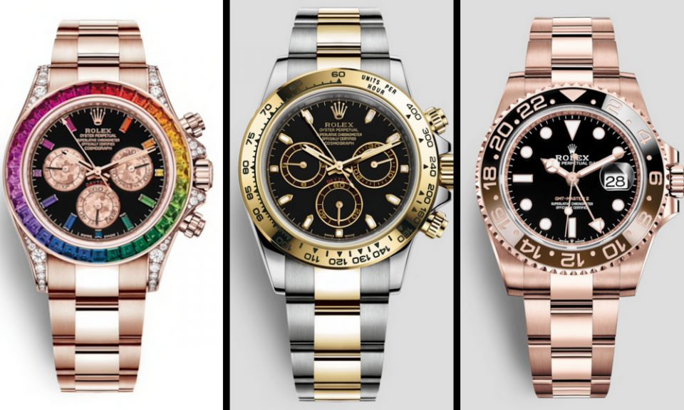 sell & buy Rolex watches in egypt