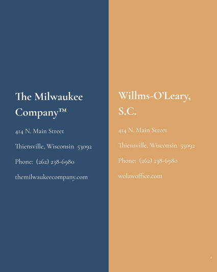The Milwaukee Company Branded PPT_ Blue