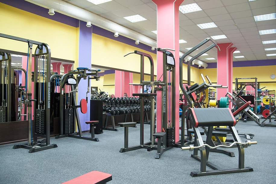 Athletic hall Абакан
