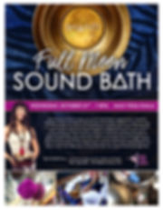 Full Moon Sound Bath, Maui Yoga Shala, October, Maui, Sound Healing, Meditation, Hawaii, Shanti Sound Healing