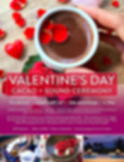 valentine's day maui cacao ceremony sound bath hawaii shanti sound healing spa montage lahaina kapalua bay