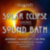 Sound Healing, Tacoma, Christina Felty Sound Bath PNW, Suspended Sound Bath, Sound Healing, Singing Bowls, Solar Eclipse