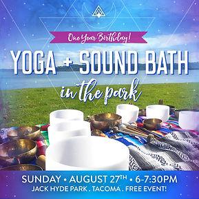 Sound Healing, Tacoma, Christina Felty Sound Bath PNW, Suspended Sound Bath, Sound Healing, Singing Bowls, Meditiation, Yoga, Park, Tacoma, Meditation