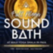 ful moon sound bath, sound healing, maui yoga shala, shni sound healng soud healing, meitation pai, hawaii, weless, event