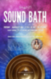 Sound Healing Tacoma Christina Felty Sound Bath PNW