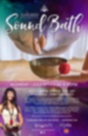 Suspended Sound Bath, Sound Bath, Sound Healing, Tacoma, Seattle, Shanti