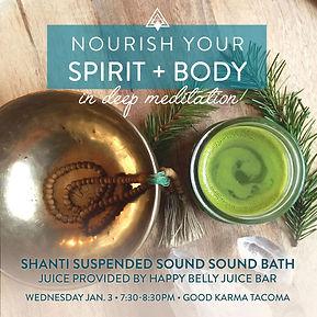 Sound Healing, SUSPENDED, Tacoma, Christina Felty, Sound Bath, PNW, Crescent Moon, Sound Healing, Singing Bowls, Meditiation, Yoga, Tacoma
