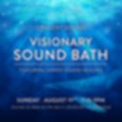 sound bath, maui, shanti soundhealing, shanti, meditation, water, gong, opulent sound