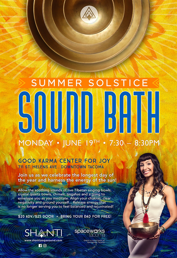 Tacoma Sound Healing Sound Bath Christina Felty