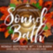 Sound Healing, Tacoma, Christina Felty Sound Bath PNW, Autumnal Equinox, Sound Healing, Singing Bowls, Meditiation, Yoga, Tacoma, Meditation