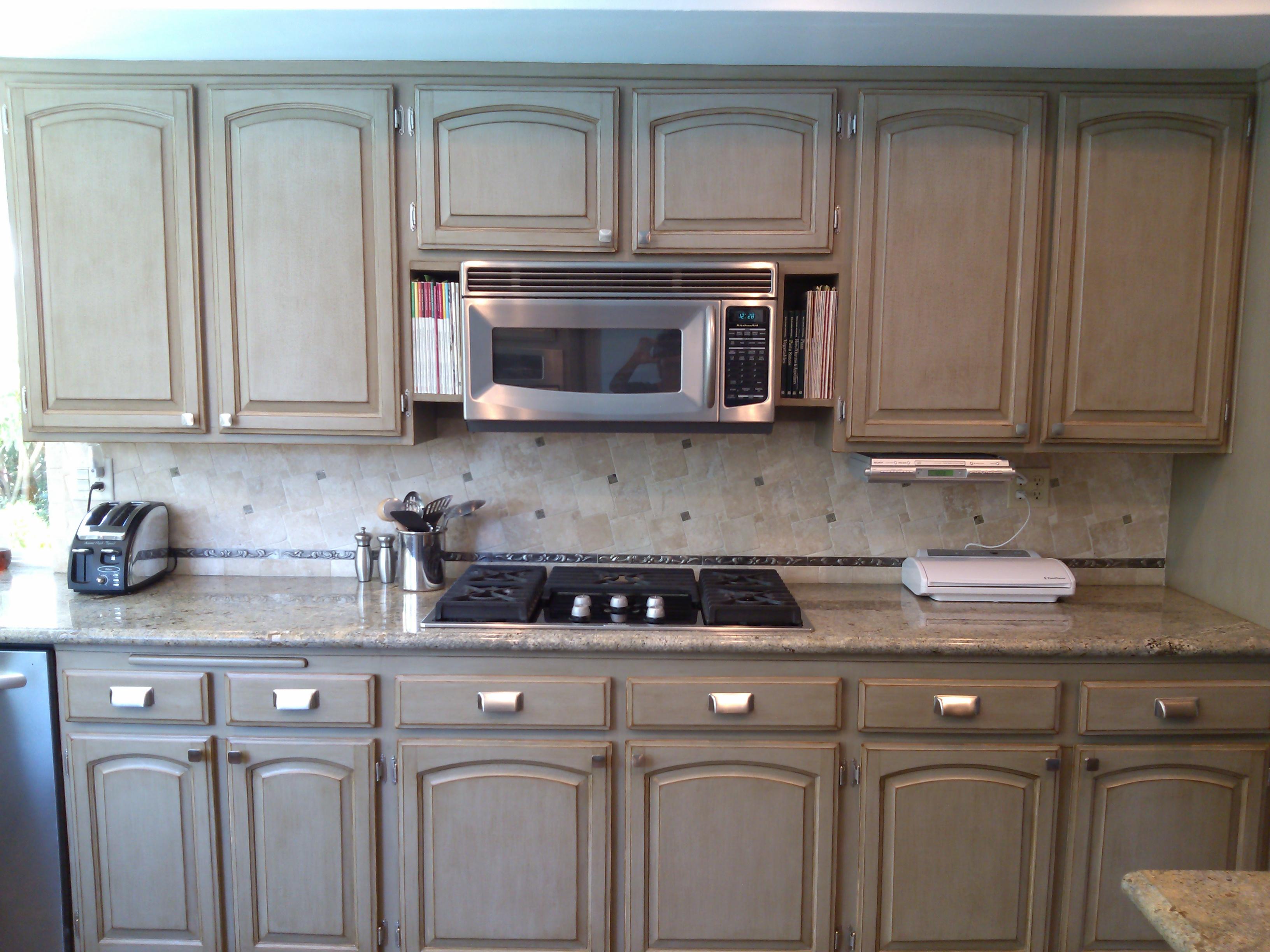 Finished Kitchen!