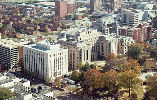 Jefferson County Courthouse Renovation