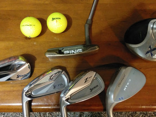 Whats in the Bag (SpeedGolf)