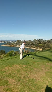Canberra Golf coach coaching lessons tuition