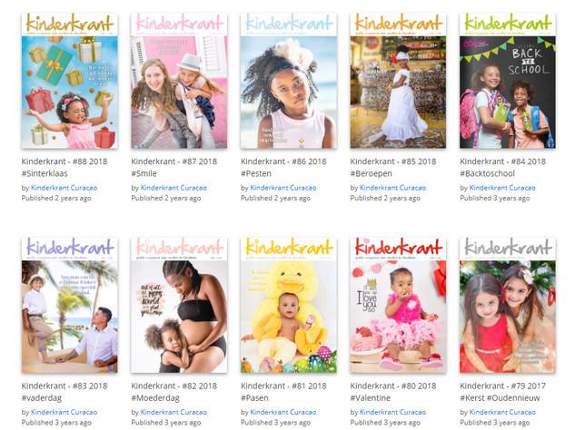 kinderkrant covers.jpg