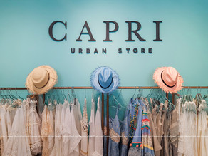 CAPRI urban store