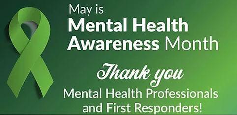 Mental Health Awareness Month WATE Intwe