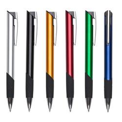 caneta plástica