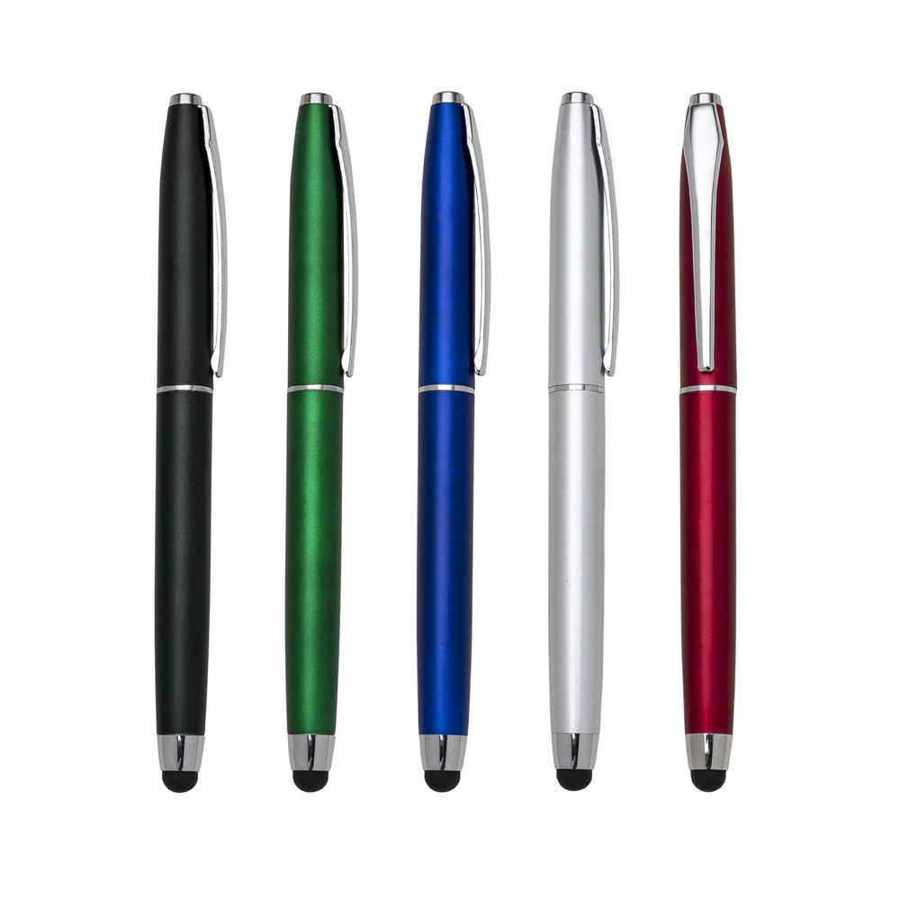 caneta plástica - touch