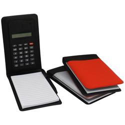 Bloco Anotações c/ calculadora 12521