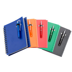 Caderneta de Anotações Caneta Postit