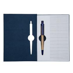 Caderno Anotações Caneta