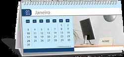 Calendários Wireo - 03 Medidas